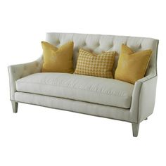 I pinned this Glynn Sofa from the Massoud event at Joss and Main!
