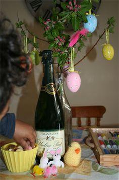 Nos conseils pour le choix du Champagne pour votre repas de paques