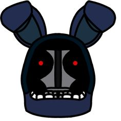 FNaF World - Adventure Withered Bonnie by Flutter-Skye