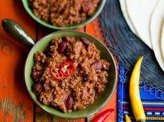 Kotiliesi - Meksikolainen chili con carne