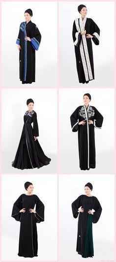 DAS Abaya Collection - Noor AlQahtani