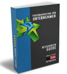 Videomarketing+Guide+von+Juergen+Saladin+jetzt+downloaden Euro, Internet Marketing, Videos, Logos, Facebook, Things To Do, Tips, Logo, Online Marketing