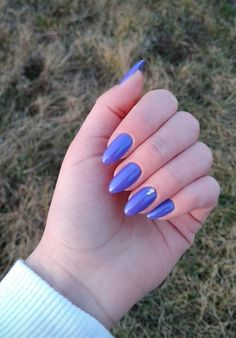 #nails #shortnails #blacknails #nailstoinspire #nails2inspire #inspiration #studiopazoor #nailsbyania #violetnails #purplenails #almondnails #glassnails #nails2020 #glass #longnails #paznokcie #inspiracjepaznokciowe #paznokciehybrydowe #paznokciezelowe #nails Violet Nails, Purple Nails, Black Nails, Almond Nails, Short Nails, Glass, Inspiration, Nail Hacks, Biblical Inspiration