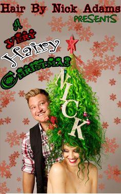 A Very Hairy Christmas :)