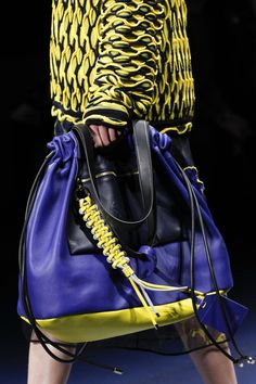 5f9ace484321 See detail photos for Versace Fall 2017 Ready-to-Wear collection. Versace  Bag