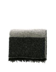 Κασκόλ color block