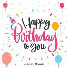 Birthday Words, Birthday Club, 31st Birthday, It's Your Birthday, Happy Birthday Drawings, Happy Birthday Posters, Happy Birthday Images, Birthday Photos, Happy Birthday Celebration