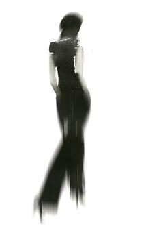 Fashion illustrator Aurore de La Morinerie Paris.