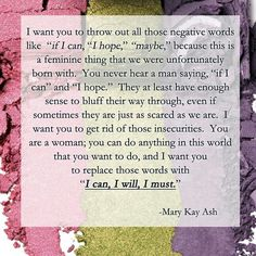 Visit and register at my website. There is never an obligation. I love Mary Kay skin care products! www.marykay.com/...