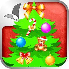 123 Kids Fun Christmas Tree – Xmas Tree Maker By RosMedia