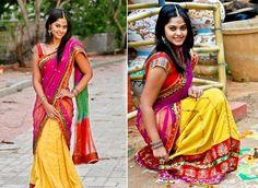 Bhargavi Kunam 2015 - Page 10 of 11 - South India Fashion