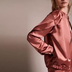 Details on point | ruffle bomber | coming soon online