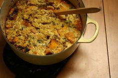 Big Girls, Test Kitchen: Quinoa Stuffing | Big Girls Small Kitchen
