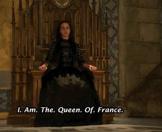 """Mary Stuart - """"The Plague"""" Season Episode 1 (in the Anna Sui Printed Silk-Chiffon Blouse, Alaia Embossed Leather Waist Belt) Mary Stuart, Mary Queen Of Scots, Queen Mary, The Cw, Movies Showing, Movies And Tv Shows, Reign Mary And Francis, Adelaine Kane, Reign Bash"""