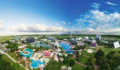 O parque de diversões futurista em França | SAPO Lifestyle