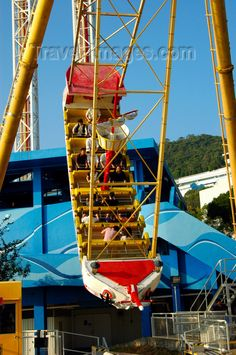 Ocean Park Hong Kong, The Galleon --- Michel, this one's for you!!!