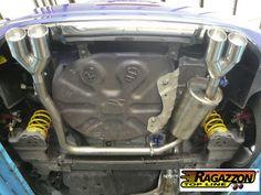 #Peugeot 208 GTI 1.6T 147kW, Full turbo back #exhaust!!! #topline #ragazzon @peugeotofficial @peugeotuk