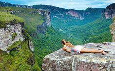 """I want to go some place where I can marvel at something""   Chapada Diamantina, Bahia, Brasil"