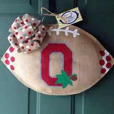 Hey, I found this really awesome Etsy listing at https://www.etsy.com/listing/189055549/made-to-order-ohio-state-university