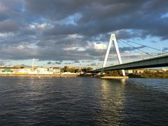 Severinsbrücke, #Köln