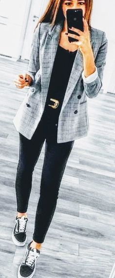 97 Best and Stylish Business Casual Work Outfit for Women - Biseyre - Business casual outfits for women winter - Winter Outfits For Work, Casual Winter Outfits, Casual Office Outfits Women, Women Work Outfits, Classic Work Outfits, Women Fashion Casual, Stylish Work Outfits, Formal Outfits, Casual Interview Outfits