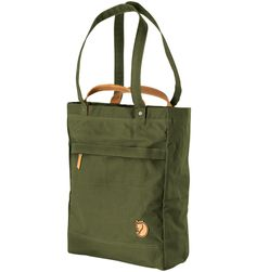 Fjällräven - Totepack No. 1: carry it by the short handles, on one shoulder, or as a backpack