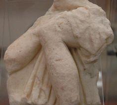 Frammento marmoreo/I sec/19x15 cm
