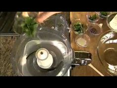 ▶ Herb Cream Cheese Recipe - YouTube