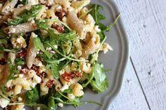 Der beste Nudelsalat - Mitbringsel zum Grillen, Brunchen oder einfach selbst essen | Beauty Butterflies | Bloglovin'