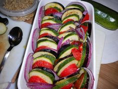 creaymme: Zuiderse groenten uit de oven