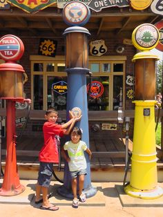 Jesse, age 7, and Victoria, age 3, enjoying a day in Cars Land at Disney's California Adventure. Submitted by Wendy. -- Choose your favorite photo and submit your vote by August 6, 2012 for a chance to win a gift card for children's books!