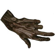Auguste Rodin (1840 - 1917), hand study
