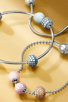 Bold colors and deep meanings endear the Essence Collection its wearers' hearts. #PANDORATexas #PANDORAEssence