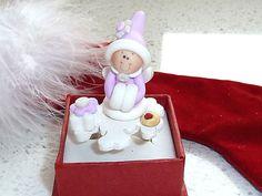 Japanese Kawaii Ring  Snow Flake Winter by OishisoBitsAndBites, $14.00