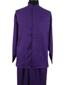 Mens mandarin banded collar tuxedos, light-weight suits for men Dress Suits For Men, Suits For Sale, Mens Suits, Mens White Suit, White Suits, Suit Fashion, Fashion Clothes, Fashion Outfits, Formal Shirts