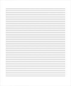 Sample lined paper 19 documents in pdf word Sample Templates Computer Basics, Ruled Paper, Bookmarks Kids, Narrative Essay, Cover Letter Sample, Notebook Paper, Good Essay, Lined Notebook, Resume Template Free