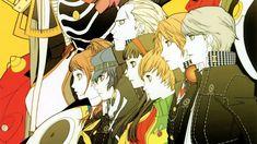 Persona 5, Persona 4 Manga, Persona 4 Wallpaper, Game Character, Character Design, Character Concept, Yu Narukami, Shin Megami Tensei Persona, Japanese Games