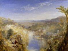 JMW Turner Watercolor Paintings | Art News Blog: JMW Turner Watercolor