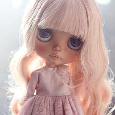 #sunshineholiday #rbl #blythecustom #blythe #customblythe #doll #K07 #K07doll by…