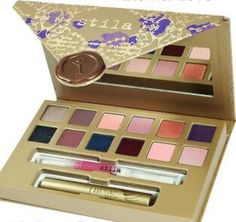 Trusted in Love set by Stila holiday 2015 need this!