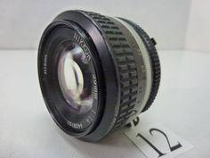 LS329GA ニコン NIKON NIKKOR 50mm F1.4 ジャンク_ニコン NIKON NIKKOR 50mm F1.4