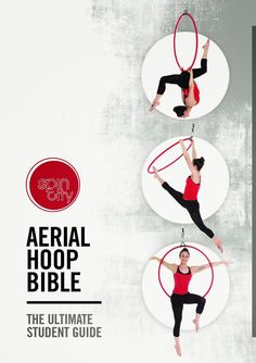 Aerial hoop resources and teaching materials are hard to come by. However, things are slowly beginning to change as more  aerial hoop manu...