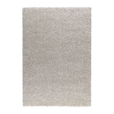 IKEA - ALHEDE, Rug, high pile, 133x195 cm, , The dense, thick pile dampens sound and provides a soft surface to walk on.Durable, stain resistant and easy to care