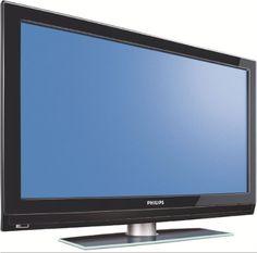 Philips 42 PFL 7662 106,7 cm (42 Zoll) 16:9 Full-HD LCD-Fernseher mit integriertem DVB-T Tuner schwarz