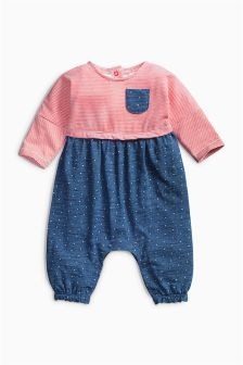 23d563ee968 Romper (0mths-2yrs) Baby Overall