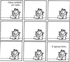 Garfield - Humor