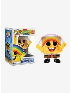 Funko SpongeBob SquarePants Pop! Animation SpongeBob SquarePants Vinyl Figure, Funko Pop Dolls, Funko Pop Figures, Pop Vinyl Figures, Pop Figures Disney, Goth Disney Princesses, Disney Best Friends, Disney Pop, Ariel Disney, Funk Pop