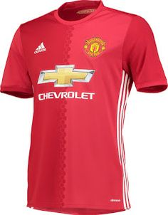 Manchester United Home Kit 2016-17