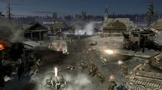 After seeing Sega and Relic Entertainment's Company of Heroes 2 campaign demonstration at many of you are likely keen to test out the demo for yourselves. Well, now you can! Company Of Heroes 2, Close Air Support, Real Time Strategy, Red Army, World Of Warcraft, Game Art, Campaign, Game Concept, Wallpapers