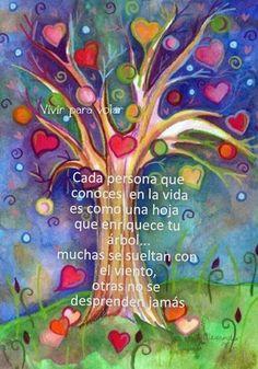 〽️ Cada persona que conoces en la vida...